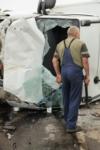 Авария на трассе Тула-Калуга. 04.07.2014, Фото: 16