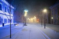 В Туле ночью бушевал буран, Фото: 63