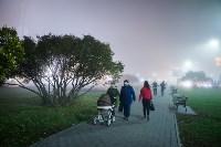 Вечерний туман в Туле, Фото: 12