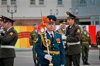 Вторая генеральная репетиция парада Победы. 7.05.2014, Фото: 46