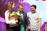 Тульская Федерация профсоюзов провела митинг и первомайское шествие. 1.05.2014, Фото: 100