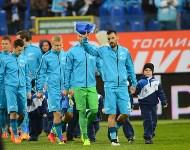 «Зенит» Санкт-Петербург - «Арсенал» Тула - 1:0, Фото: 25