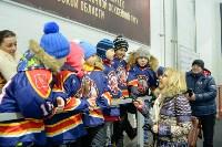 Мастер-класс от игроков сборной России по хоккею, Фото: 6