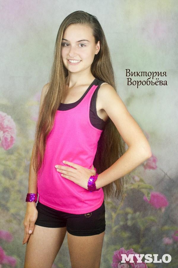 Виктория Воробьёва, 17 лет, Тула. Студентка РЭУ им. Г. В. Плеханова, будущий менеджер.