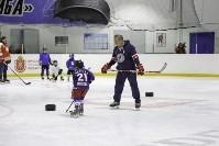 Легенды хоккея провели мастер-класс в Туле, Фото: 10