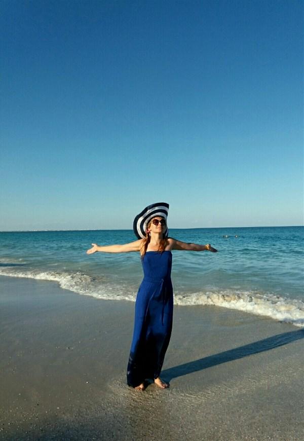 Солнце, воздух и вода дарят радость мне всегда!