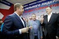 Алексей Дюмин поблагодарил за поддержку, Фото: 8