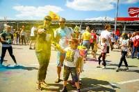 В Туле прошел фестиваль красок и летнего настроения, Фото: 154