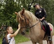 Конная полиция, Фото: 4