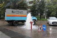Фонтан на пересечении ул. Свободы и ул. Каминского, Фото: 1