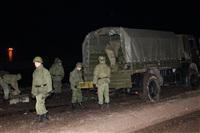 Десантники показали тулякам салют, Фото: 42