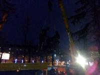 Возле гимназии №20 установили памятник военным врачам и медсестрам, Фото: 1