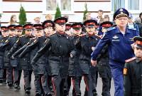 Воспитанникам суворовского училища вручили удосоверения, Фото: 37