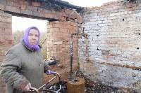 Погорельцы из деревни Пушкарская Слобода, Фото: 13