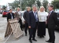 Андрианов инспектирует ход капремонта. 18.08.2015, Фото: 2
