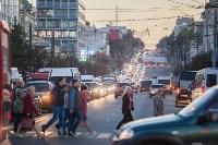 Транспортный коллапс в центре Тулы, Фото: 14