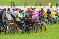 В Туле прошел большой велопарад, Фото: 137