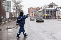 Полицейские проверяют, как туляки соблюдают ограничения карантина , Фото: 51