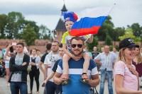 Матч Испания - Россия в Тульском кремле, Фото: 12