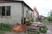 Снос домов в Плеханово. 29 июня 2016, Фото: 2