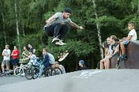 В Туле открылся первый профессиональный скейтпарк, Фото: 57