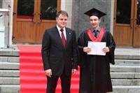 Владимир Груздев поздравил выпускников магистратуры ТулГУ, Фото: 49