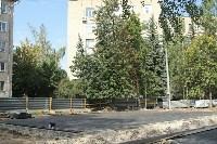 Благоустройство Болдинского и Студенческого скверов, Фото: 3