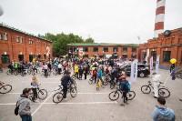 В Туле прошел большой велопарад, Фото: 185