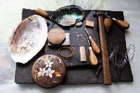 Тульская всечка: как мастерица создает уникальные украшения, Фото: 12