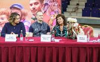 Пресс-конференция в Тульском цирке, Фото: 4