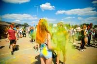 В Туле прошел фестиваль красок и летнего настроения, Фото: 126