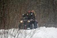 В Тульской области охотнадзор патрулирует леса на новой технике, Фото: 29