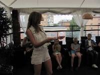 Юные вокалисты из Щекино приняли участие в проекте «Тульский голос. Дети», Фото: 6