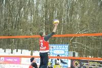 Турнир Tula Open по пляжному волейболу на снегу, Фото: 51