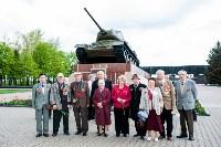 Экскурсия в прошлое: военно-исторический тур для ветеранов, Фото: 66