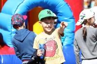 День защиты детей в ЦПКиО им. П.П. Белоусова: Фоторепортаж Myslo, Фото: 12