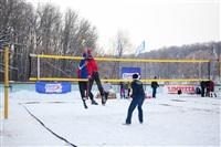 В Туле определили чемпионов по пляжному волейболу на снегу , Фото: 9