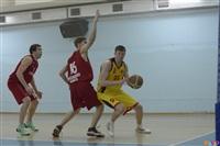 БК «Тула» дважды уступил баскетболистам Ярославля, Фото: 35