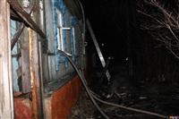 В поселке Октябрьский сгорел дом., Фото: 19