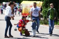 День защиты детей в ЦПКиО им. П.П. Белоусова: Фоторепортаж Myslo, Фото: 75