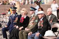 85-летие ВДВ на площади Ленина в Туле, Фото: 2