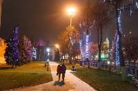 Украшение парка к Новому году, 15.12.2015 , Фото: 55