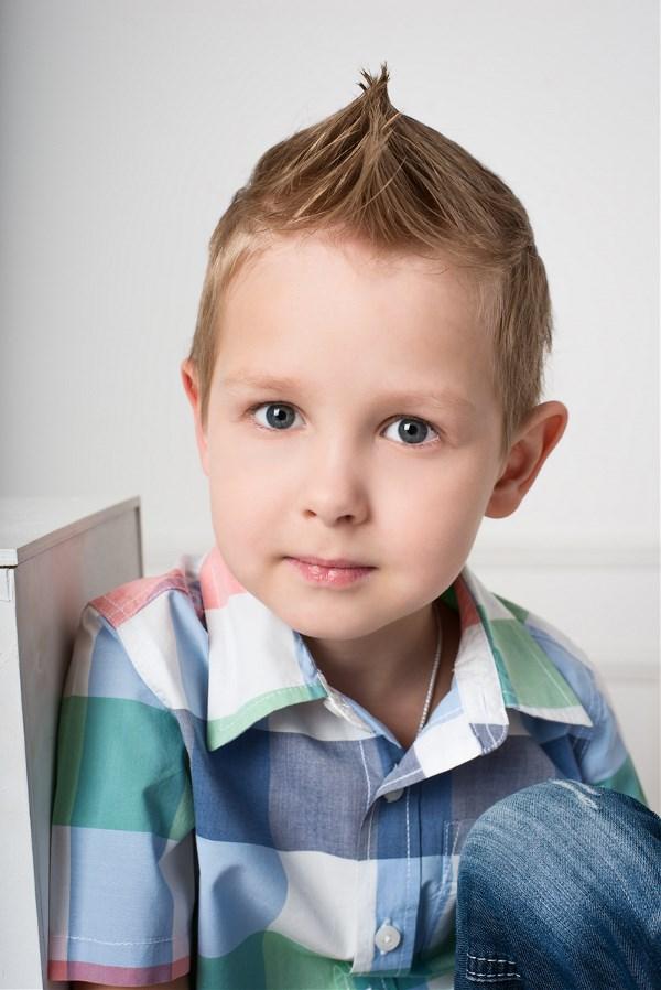 Андрей Чадаев, 4 года. Фото Александра Сережкина.