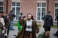 Средневековые маневры в Тульском кремле. 24 октября 2015, Фото: 154