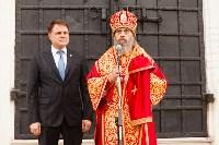 Вручение медали Груздеву митрополитом. 28.07.2015, Фото: 50