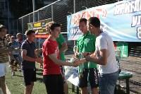 Игроки «Арсенала» награждают победителей Летнего Кубка ТГФФ., Фото: 66