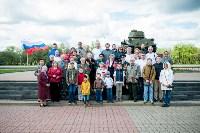 Экскурсия в прошлое: военно-исторический тур для ветеранов, Фото: 54