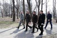Алексей Дюмин предложил партии власти работать на субботнике дольше всех, Фото: 5