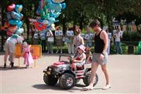 В Туле прошел флешмоб «Читающий парк», Фото: 22