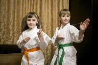 Каратистки сестры Новиковы, Фото: 5